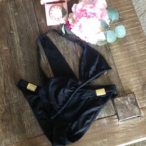 Victoria's Secret Black 2 pieces bikini